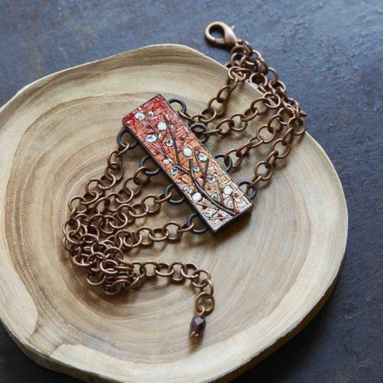 Orange Spring / bracelet / S1801-002