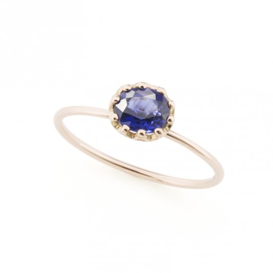float ring Sapphire / 1803-001