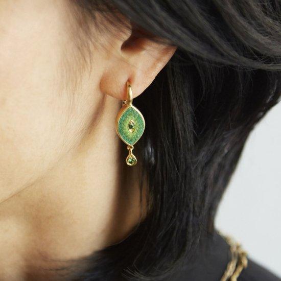 PIXEL MONO /earring/ S1803-004
