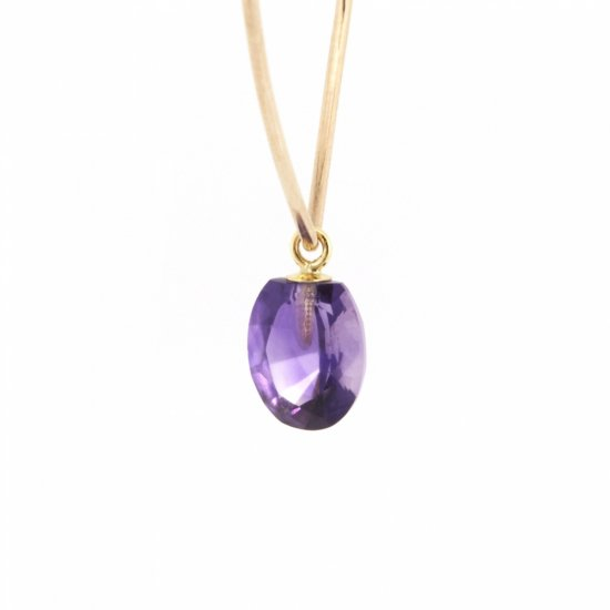 Jewel Piece ( Amethyst ) / 1804-004