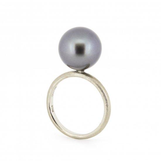 Euco BLACK PEARL Ring / line_r_NPB