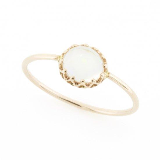 float ring Opal/ 1808-013