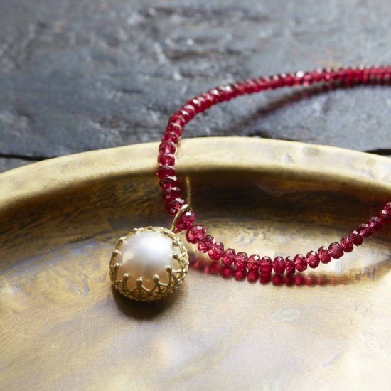 Mabe Pearl Charm(S)/1808-017