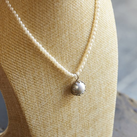 Mabe Pearl Charm(S) / 1811-010