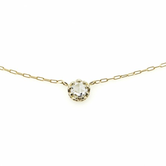 float necklace Rosecut Diamond/ 1811-024