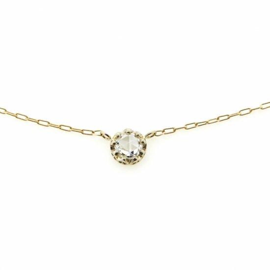 float necklace Rosecut Diamond/ 1811-024