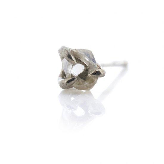 rough diamond studded pierce/1903-008
