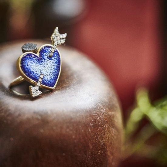 BLUE HEART/S1904-002