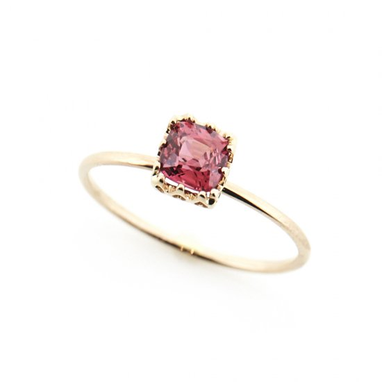 float ring pink Spinel/ 1904-010