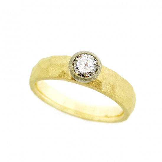 cut ring Diamond /1905-005