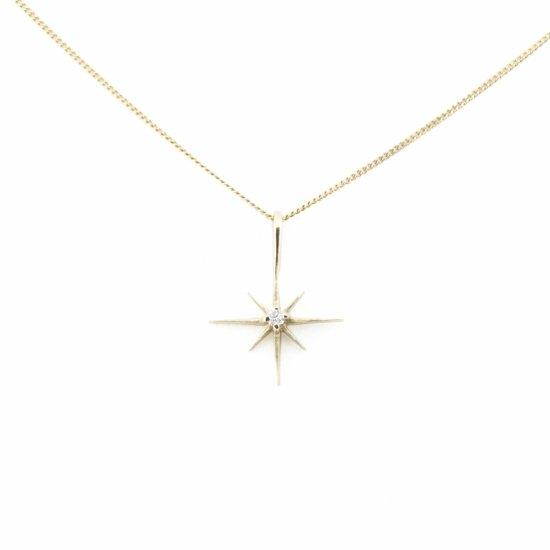 Euco STAR Necklace / shine_nc_DS