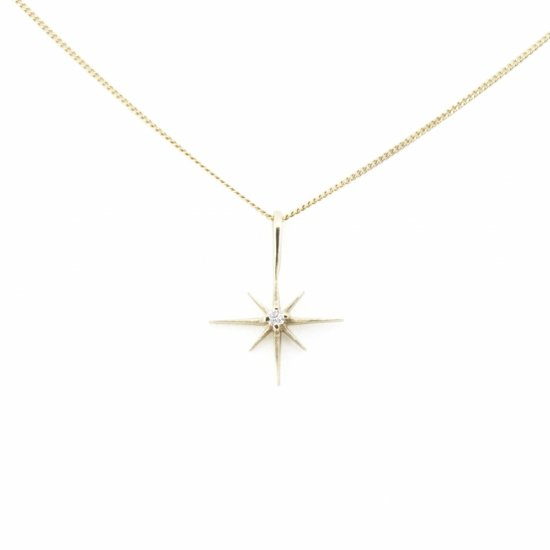 Euco STAR Necklace / shine_nc_DS