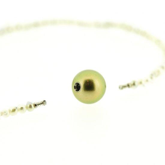 Link Parts(pistachio pearl)/1906-005