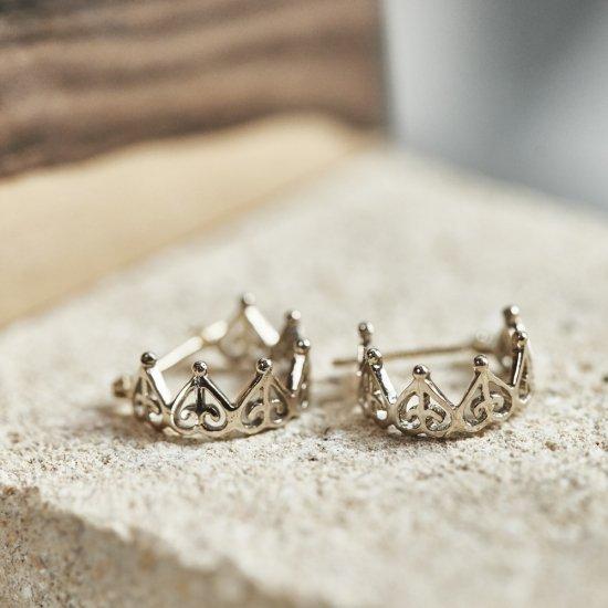 crown pierce / K18WG / 1908-011