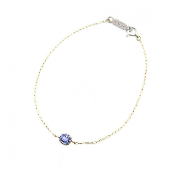 float Sapphire bracelet/1908-016