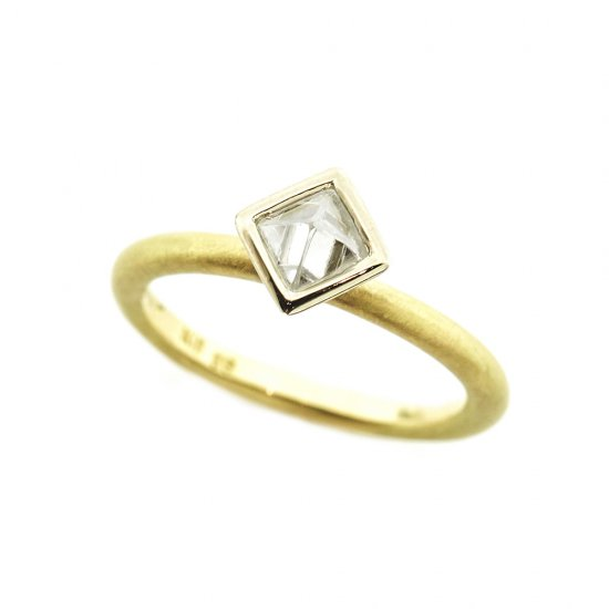 rough diamond ring(sawable)/1909-003