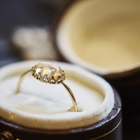 float ring Opal/1911-009