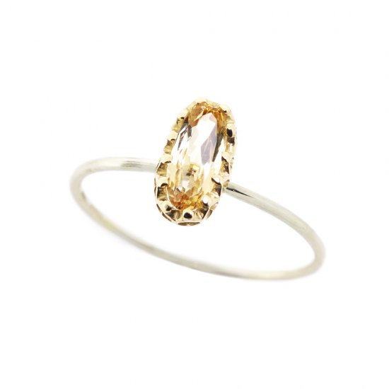 float ring Topaz/1911-018
