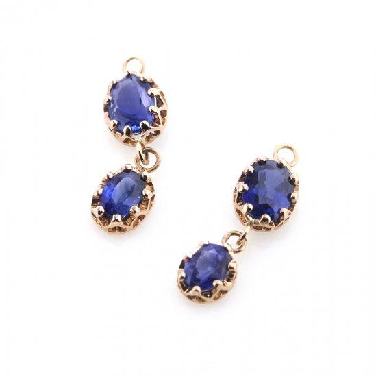 Jewel Pierce parts Sapphire / 1911-026