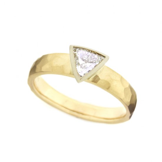 cut ring Diamond /1912-007