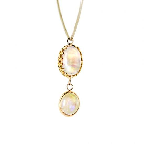 Jewel Pierce parts (twin Opal)/1912-010