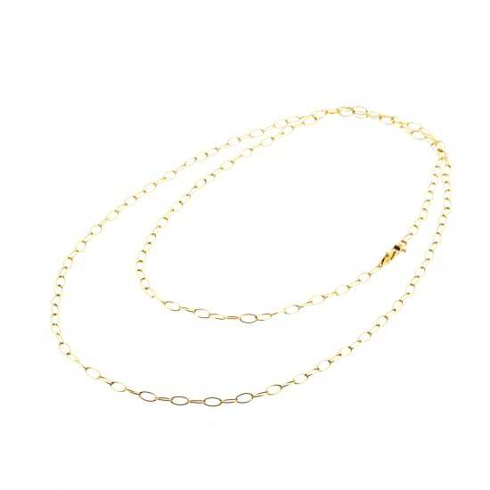 arrangable long necklace 100/YG/1912-019