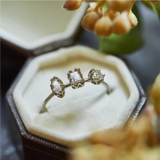 float ring 3shape Diamond / 1912-028