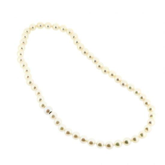 リフォームオーダーの流れ Reform ORDER Link Pearl Necklace(~45cm) の場合