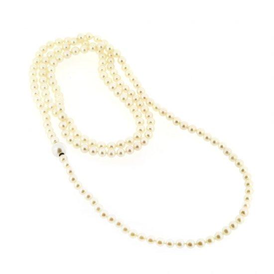 リフォームオーダーの流れ Link Pearl Necklace(46cm~150cm)の場合