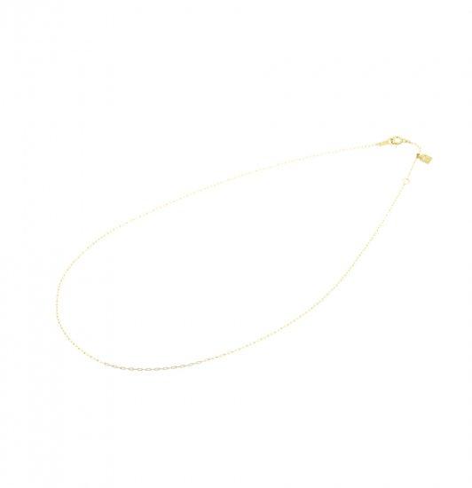 Order K18YG necklace(S)