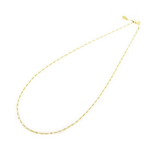 Order K18YG necklace