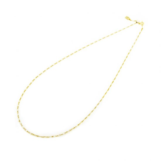 K18YG necklace / 2006-019