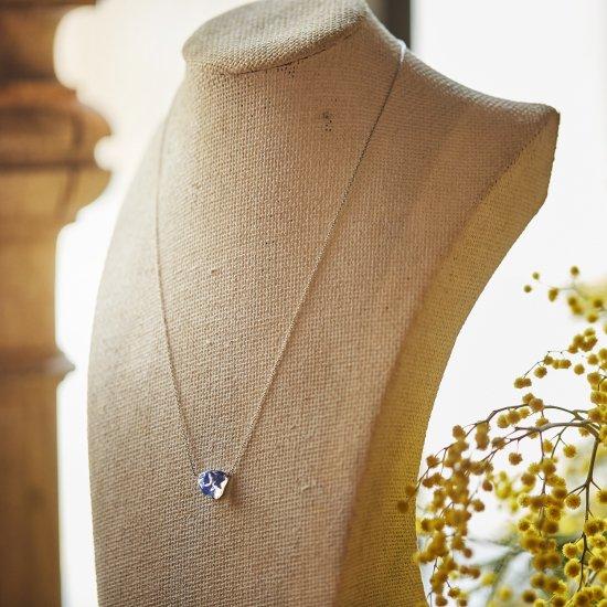 Deformed Opal necklace / 2102-014