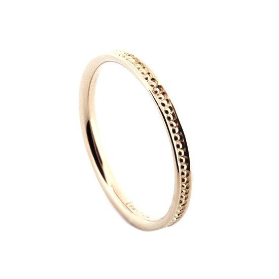 mill ring  K18PG /2104-006