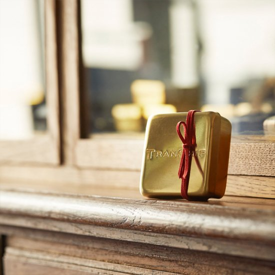 original brass box / 1403