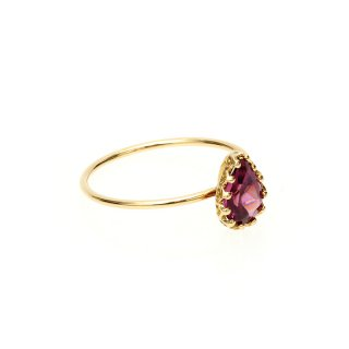 float ring Garnets/1211-037