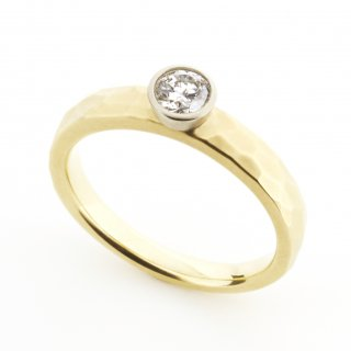 Diamond cut ring /1311-007