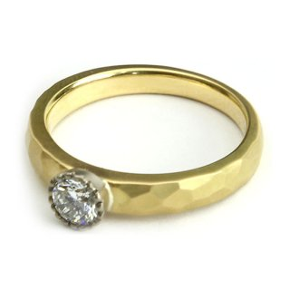 mill Diamond Cut Ring/1311-011