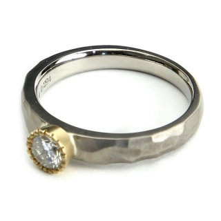 mill Diamond Cut Ring/1311-017