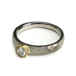 mill Diamond Cut Ring/1311-018