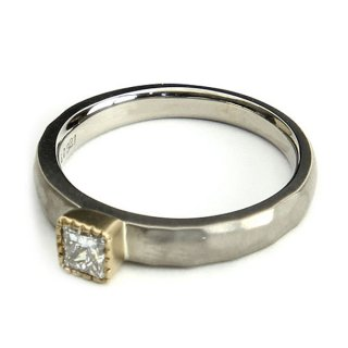 Mill Diamond cut ring/1311-019