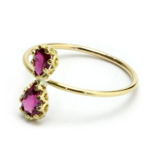 float ring Ruby/1311-020