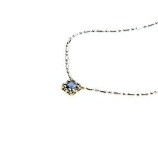float necklace Sapphire/1402-005
