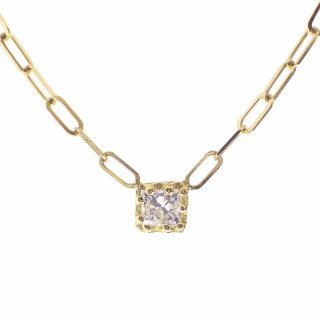 float necklace Diamond/1402-008