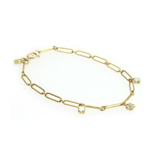 float bracelet 3 Diamond/1402-010