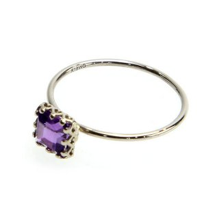 float ring  Amethyst/1402-016