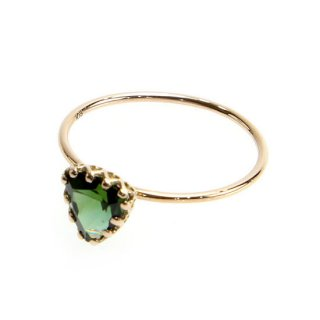 float ring  Tourmaline/1402-018