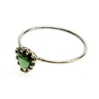 float ring  Tourmaline/1402-019