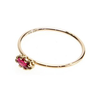 float ring Ruby/1402-038