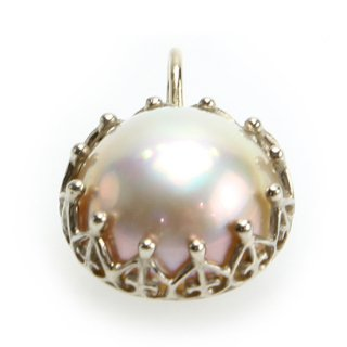 Mabe Pearl Charm/1211-017